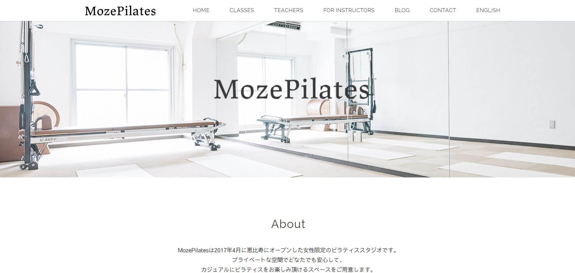 MozePilates