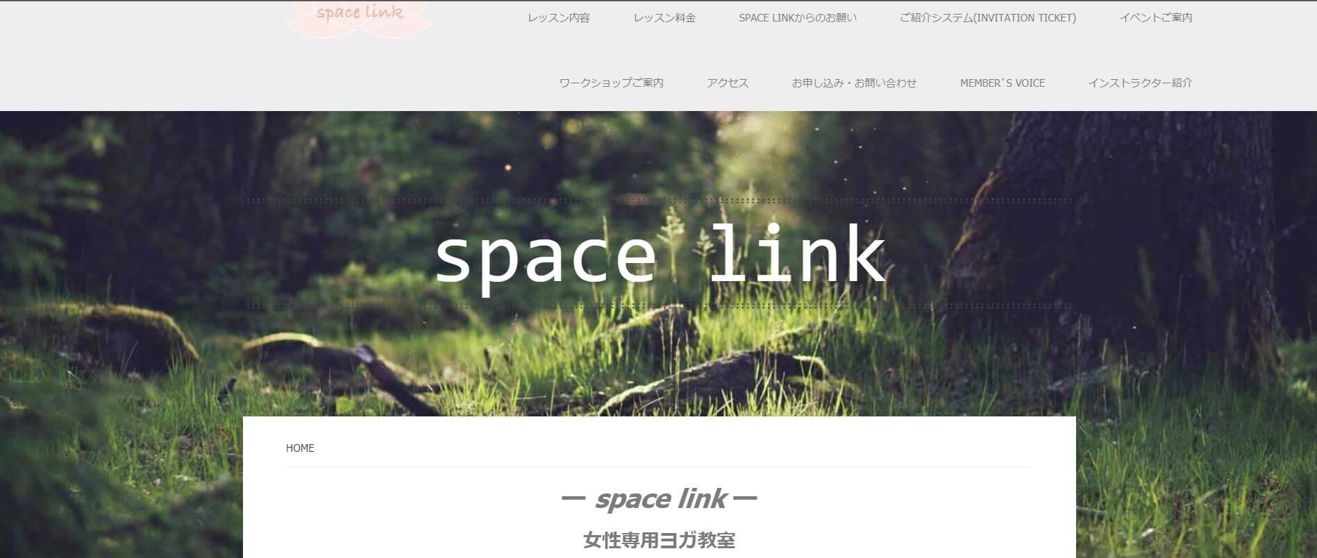 Space link