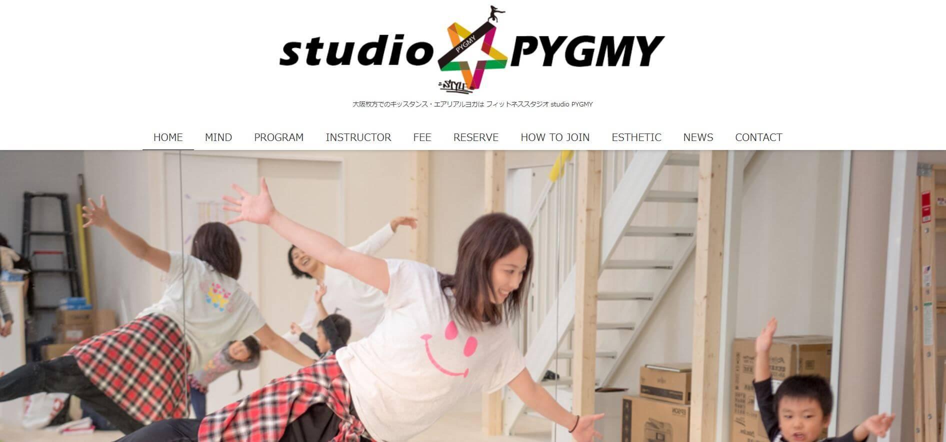studio PYGMY