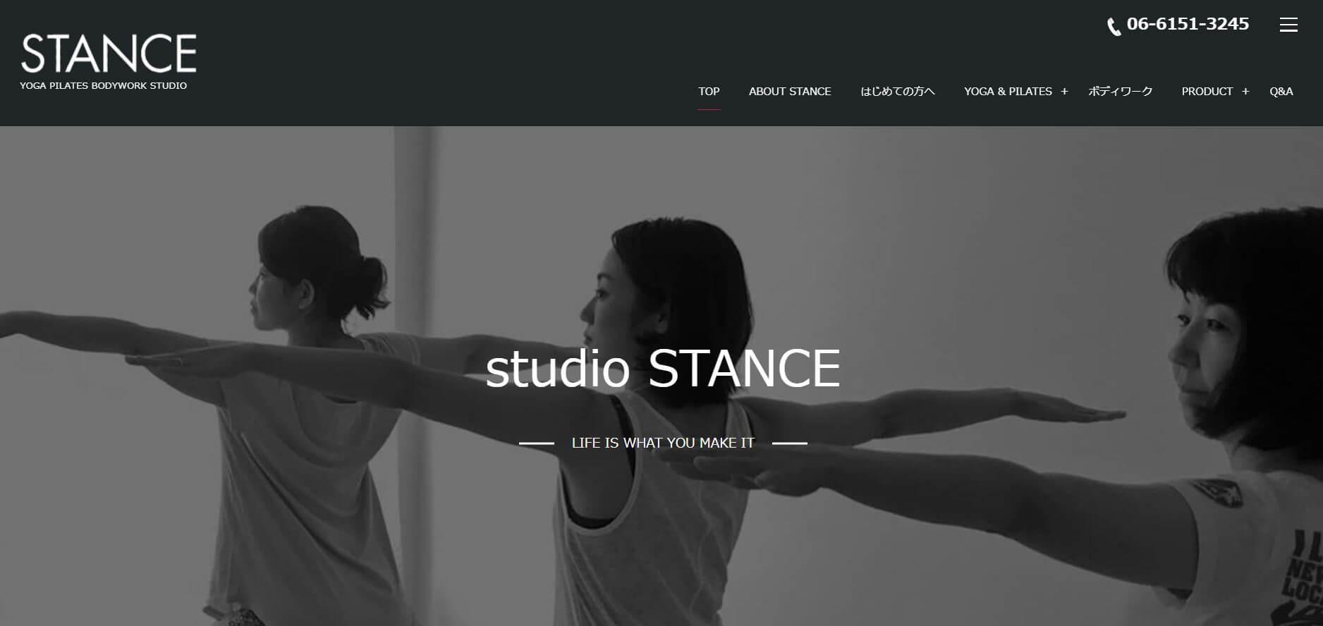 studioSTANCE