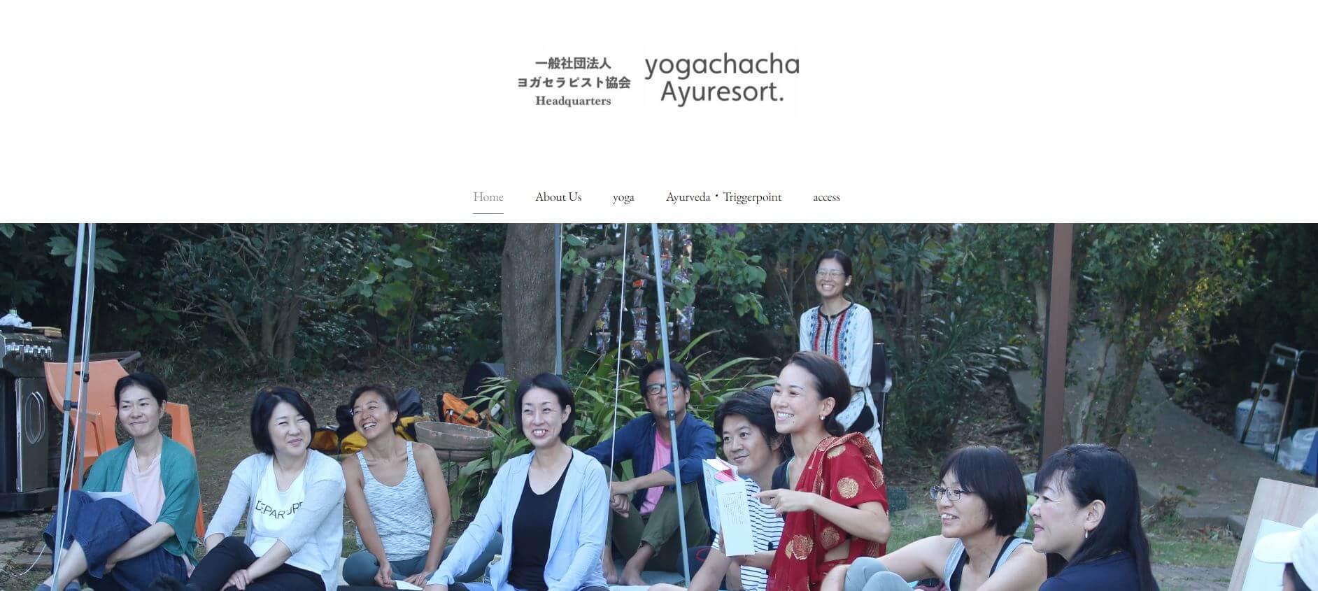 yogachacha Ayuresort.
