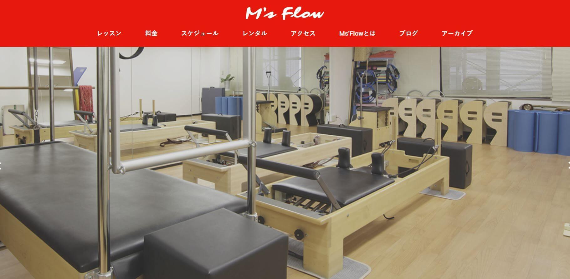 ボディコンディショニングスタジオ M's Flow