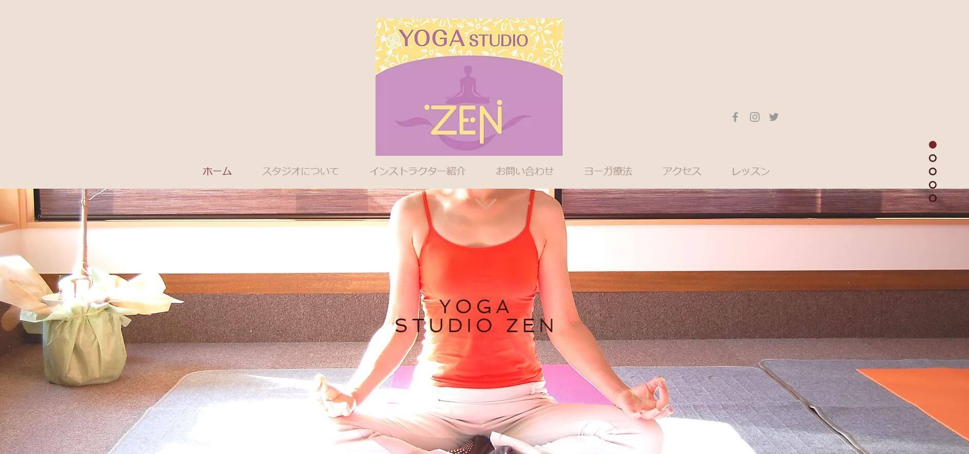 YOGA STUDIO ZEN