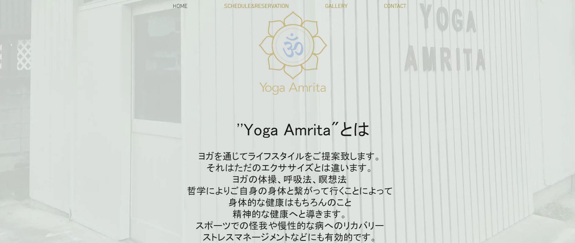 Yoga Amrita Takasaki